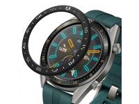 Kit personalizare Ringke Bezel pentru Huawei Watch GT, Negru, Blister  RGHW0001