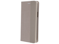 Husa OEM Smart Senso pentru Samsung Galaxy A40 A405, Aurie, Bulk