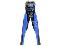 Cleste universal pentru dezizolat fire TK0742, 0.5-6.0mm Albastru