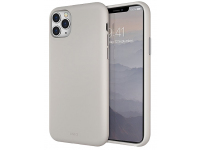 Husa TPU UNIQ Lino Apple iPhone 11 Pro Max, Bej, Blister
