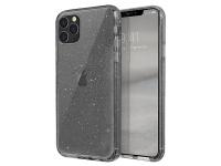 Husa Plastic - TPU UNIQ Lifepro Tinsel Apple iPhone 11 Pro Max, Gri, Blister
