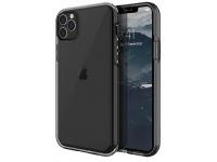 Husa Plastic UNIQ Clarion Apple iPhone 11 Pro Max, Gri, Blister