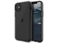 Husa Plastic UNIQ Clarion Apple iPhone 11, Gri, Blister