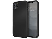 Husa TPU UNIQ Lino Apple iPhone 11 Pro, Neagra, Blister