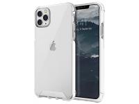 Husa Plastic - TPU UNIQ Combat Antisoc pentru Apple iPhone 11 Pro, Transparenta, Blister