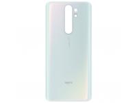 Capac Baterie Alb Xiaomi Redmi Note 8 Pro