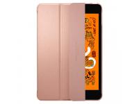 Husa TPU Spigen Smart Fold pentru Apple iPad mini (2019), Roz Aurie, Blister 051CS26113