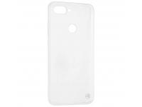 Husa TPU Tellur pentru Xiaomi Mi 8 Lite, Transparenta, Blister TLL121775
