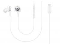 Handsfree Casti In-Ear Samsung, Cu microfon, USB Type-C, Alb, Blister EO-IC100BWEGEU