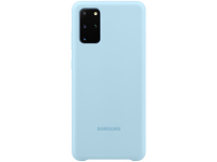 Husa TPU Samsung Galaxy S20 Plus G985 / Samsung Galaxy S20 Plus 5G G986, Albastra EF-PG985TLEGEU