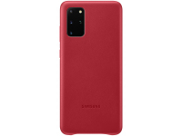 Husa Piele Samsung Galaxy S20 Plus G985 / Samsung Galaxy S20 Plus 5G G986, Leather Cover, Rosie EF-VG985LREGEU