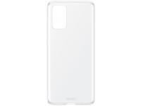 Husa TPU Samsung Galaxy S20 Plus G985 / Samsung Galaxy S20 Plus 5G G986, Clear Cover, Transparenta EF-QG985TTEGEU