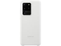 Husa TPU Samsung Galaxy S20 Ultra G988 / Samsung Galaxy S20 Ultra 5G G988, Alba EF-PG988TWEGEU