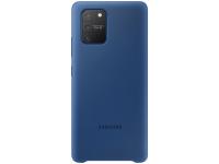 Husa TPU Samsung Galaxy S10 Lite, Albastra, Blister EF-PG770TLEGEU