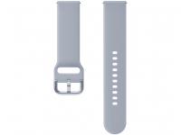 Curea Ceas Renaissance FKM Sport Strap pentru Samsung Galaxy Watch Active 2, Bleu, Blister, ET-SFR82MSEGWW