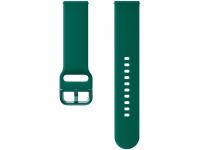 Curea Ceas Renaissance FKM Sport Strap pentru Samsung Galaxy Watch Active 2, Verde, Blister, ET-SFR82MGE