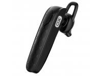 Handsfree Casca Bluetooth XO Design B20, MultiPoint, Negru, Blister