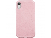Husa Biodegradabila Forever Bioio pentru Apple iPhone XR, Roz, Blister