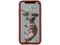 Husa Biodegradabila Forever Bioio pentru Apple iPhone X / Apple iPhone XS, Rosie, Blister