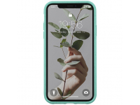 Husa Biodegradabila Forever Bioio pentru Apple iPhone X / Apple iPhone XS, Turcoaz, Blister