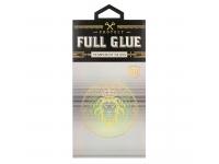 Folie Protectie Ecran OEM pentru Huawei P30 lite, Sticla Securizata, Full Glue, HARD 2.5D, Neagra, Blister