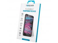 Folie Protectie Ecran Forever pentru Samsung Galaxy A51 A515, Sticla securizata, Flexible, Blister