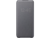 Husa Textil Samsung Galaxy S20 Ultra G988 / Samsung Galaxy S20 Ultra 5G G988, Gri EF-NG988PJEGEU