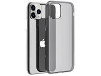 Husa TPU Borofone Ice series BI4 pentru Apple iPhone 11 Pro, Neagra, Blister