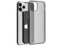 Husa TPU Borofone Ice series BI4 pentru Apple iPhone 11 Pro Max, Neagra, Blister