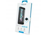 Folie Protectie Ecran Forever pentru Samsung Galaxy A51 A515, Sticla securizata, Full Glue, 5D, Neagra, Blister