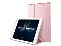 Husa Tableta TPU Tech-Protect SmartCase pentru Apple iPad 9.7 (2017), Roz Aurie, Bulk