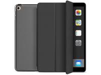 Husa Tableta TPU Tech-Protect SmartCase pentru Apple iPad 10.2, Neagra, Bulk