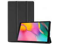 Husa Tableta TPU Tech-Protect SmartCase pentru Samsung Galaxy Tab S5e, Neagra, Bulk