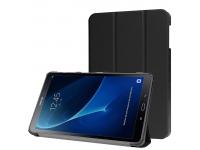 Husa Tableta TPU Tech-Protect SmartCase pentru Samsung Galaxy Tab A 10.1 (2016), Neagra, Bulk