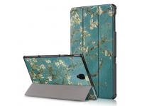Husa Tableta TPU Tech-Protect SmartCase Sakura pentru Samsung Galaxy Tab A 10.5 T590 / Samsung Galaxy Tab A 10.5 T595, Multicolor, Bulk