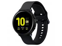 Husa TPU Spigen LIQUID AIR pentru Samsung Galaxy Watch Active2, 44 mm, Neagra, Blister ACS00217