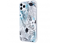 Husa TPU OEM Ultra Trendy Imperia pentru Apple iPhone 11 Pro Max, Multicolor Transparenta, Bulk