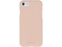 Husa TPU Goospery Mercury Soft Feeling pentru Apple iPhone 11, Roz Deschis, Blister