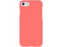 Husa TPU Goospery Mercury Soft Feeling pentru Apple iPhone 11, Roz, Blister