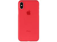 Husa Plastic Goospery Mercury Ultra Skin pentru Apple iPhone 11 Pro, Rosie, Blister
