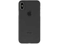 Husa Plastic Goospery Mercury Ultra Skin pentru Apple iPhone 11 Pro, Neagra, Blister