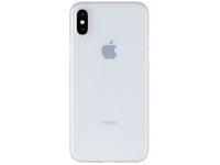 Husa Plastic Goospery Mercury Ultra Skin pentru Apple iPhone 11 Pro Max, Transparenta, Blister