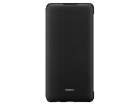 Husa Piele Huawei Mate 30 Pro, Smart View Flip, Neagra, Blister 51993418