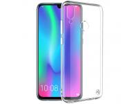 Husa TPU Tellur Basic pentru Huawei Honor 10 Lite, Transparenta, Blister TLL121066