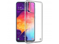 Husa TPU Tellur Basic pentru Samsung Galaxy A30s, Transparenta, Blister TLL121016