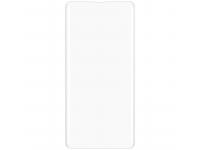 Folie Protectie Ecran X-One pentru Samsung Galaxy S20 Plus G985, Sticla securizata, Full Face, Edge Glue, UV Glass, Blister