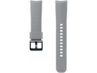 Curea Ceas Samsung Galaxy Watch R810 Strap 1.2 (42mm) gri,  Blister, ET-YSU81MJEGWW