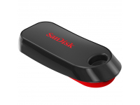 Memorie Externa SanDisk CRUZER SNAP, USB 2.0, 32Gb, Neagra, Blister SDCZ62-032G-G35