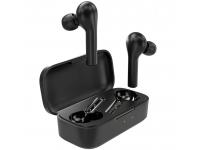 Handsfree Casti Bluetooth QCY T3 TWS, SinglePoint, Negru