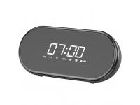 Difuzor Bluetooth Baseus Encok E09 Stylish, cu Alarma ceas, Negru Blister Original NGE09-01